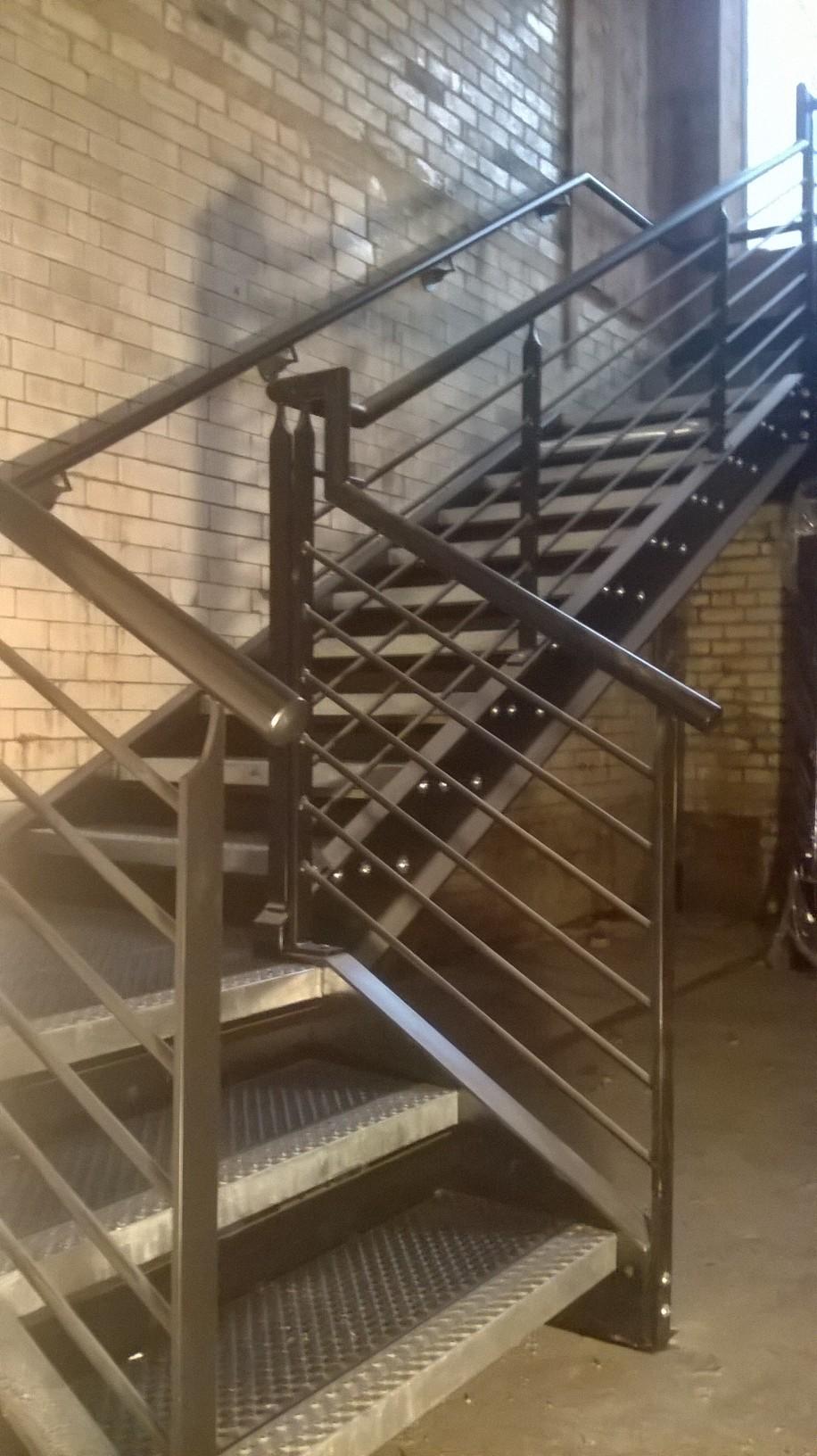 Steel Fabricators Of Balconies Staircases External Steel